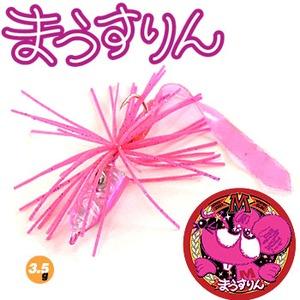 DAMIKI JAPAN(ダミキジャパン) まうすりん 3.5g #02 ホロ/ピンク
