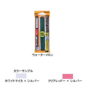 がまかつ(Gamakatsu) GAMAKATSU オリジナル シリコンスカート 0.6mm ホワイトマイカ×シルバー