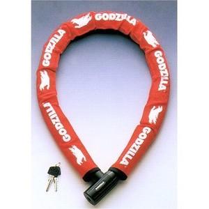 GODZILLA(ゴジラ) 大型シリンダータイプリンクケーブルロック/SGL-253