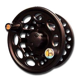 GRAIN(グレイン) COUSE(クーゼ) フライリール #3スプール ブラック