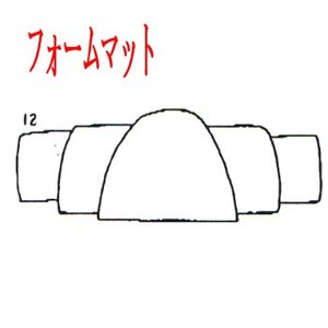 ALLY(アリー) アリー 611-15フィート用フォームマット