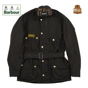 Barbour(バーブァー) インターナショナルJK 40 A007ブラック