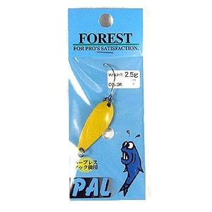 FOREST(フォレスト) PAL(パル) 2.5g 7 ライトブラウン