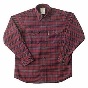 Fox Fire(フォックスファイヤー) サーマスタットツイルチェックシャツ M 082バーガンディー