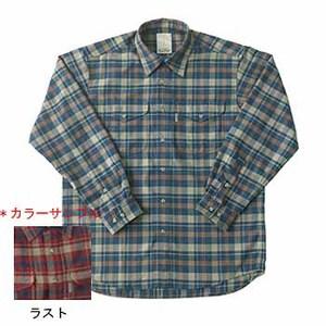 Fox Fire(フォックスファイヤー) サーマスタットヘリンボーンチェックシャツ M 083ラスト