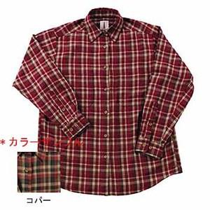 Fox Fire(フォックスファイヤー) テクノファインメイプルウッドシャツ L 028コパー