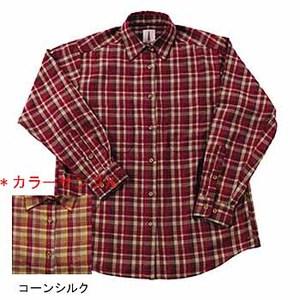 Fox Fire(フォックスファイヤー) テクノファインメイプルウッドシャツ L 038コーンシルク