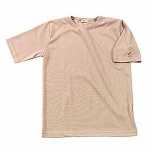 Fox Fire(フォックスファイヤー) トランスウェット リーフスタンプTシャツS/S S 005サンド