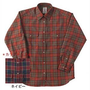 Fox Fire(フォックスファイヤー) QDダイナミクスチェックシャツ L 046ネイビー