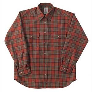 Fox Fire(フォックスファイヤー) QDダイナミクスチェックシャツ M 082バーガンディー