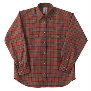 Fox Fire(フォックスファイヤー) QDダイナミクスチェックシャツ L 082バーガンディー