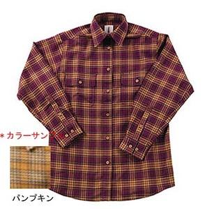 Fox Fire(フォックスファイヤー) サーマスタットシャギーチェックシャツ L 037パンプキン