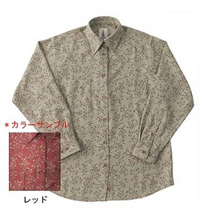 Fox Fire(フォックスファイヤー) サーマスタットカモマイルシャツ L 080レッド