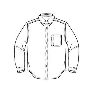 Columbia(コロンビア) ルイスビルツイルシャツ L 100(White)