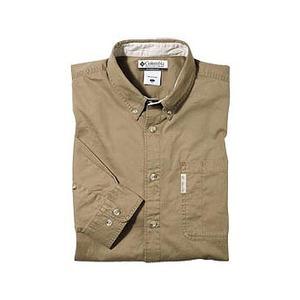 Columbia(コロンビア) ルイスビルツイルシャツ XL 250(Flax)