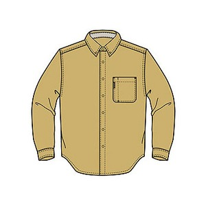 Columbia(コロンビア) ルイスビルツイルシャツ L 750(Ochre)