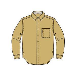 Columbia(コロンビア) ルイスビルツイルシャツ S 750(Ochre)