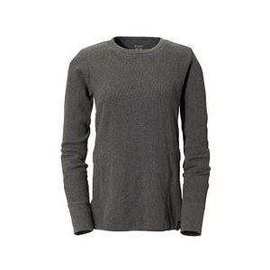 Columbia(コロンビア) ウィメンズ タリートレイルサーマルTシャツ XL 008(Charcoal×Heather)