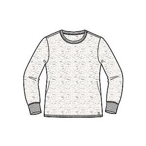Columbia(コロンビア) ウィメンズ タリートレイルサーマルTシャツ L 139(Winter White×Heather)