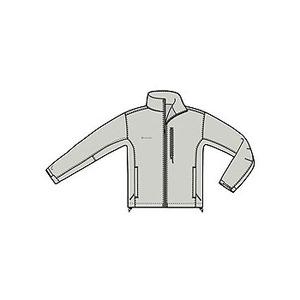 Columbia(コロンビア) ウィメンズ ヴィエントジャケット S 063(Grey Ice)