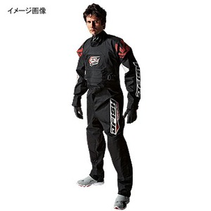 J-FISH ドライスーツ ボルケーノ2 M BLACK
