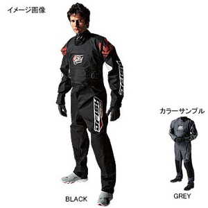 J-FISH ドライスーツ ボルケーノ2 S GREY
