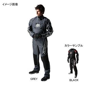 J-FISH ドライスーツ ボルケーノ2(スモールジッパー付き) S BLACK
