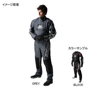 J-FISH ドライスーツ ボルケーノ2(スモールジッパー付き) XL BLACK