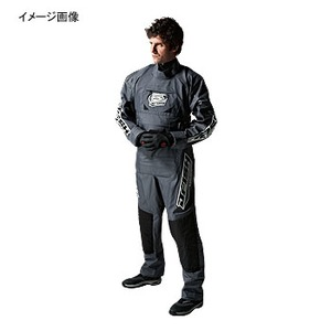 J-FISH ドライスーツ ボルケーノ2(スモールジッパー付き) XL GREY