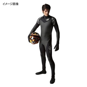 J-FISH プロ セミドライスーツ M'S ML BLACK