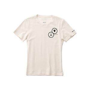 Columbia(コロンビア) ウィメンズ リンデイルTシャツ M 120(Natural)
