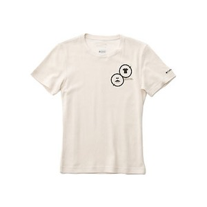 Columbia(コロンビア) ウィメンズ リンデイルTシャツ S 120(Natural)