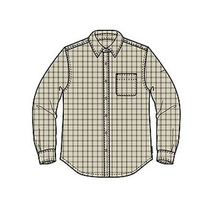 Columbia(コロンビア) ウィメンズ タナダピークシャツ M 160(Fossil)