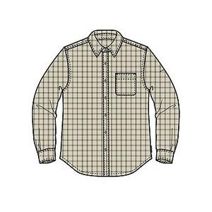 Columbia(コロンビア) ウィメンズ タナダピークシャツ S 160(Fossil)