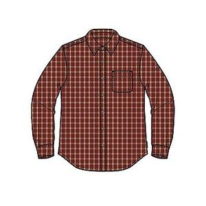 Columbia(コロンビア) ウィメンズ タナダピークシャツ L 607(Beet)