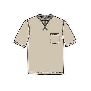 Columbia(コロンビア) ケイエントンTシャツ XL 120(Natural)