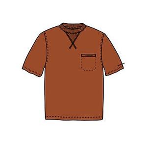 Columbia(コロンビア) ケイエントンTシャツ XS 855(Persimmon)