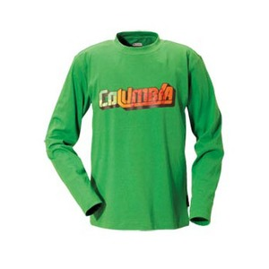 Columbia(コロンビア) クリスタルCSCTシャツ S 392(Palm)