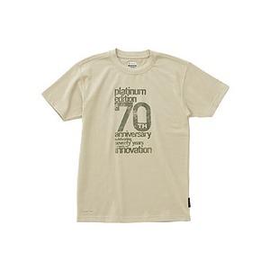 Columbia(コロンビア) 70th イノベーションTシャツ S 218(Sand)