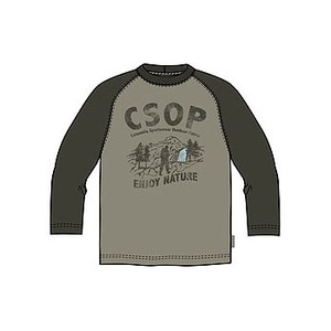 Columbia(コロンビア) エンジョイネイチャーTシャツ S 221(Tusk)
