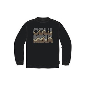 Columbia(コロンビア) マウントCSCピークTシャツ S 010(Black)