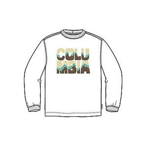Columbia(コロンビア) マウントCSCピークTシャツ S 100(White)