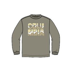 Columbia(コロンビア) マウントCSCピークTシャツ S 221(Tusk)