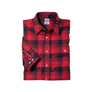 Columbia(コロンビア) ハッピーキャンパーシャツ L 610(Intence Red)