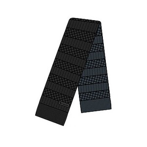 Columbia(コロンビア) カーマンニットスカーフ ワンサイズ 010(Black)