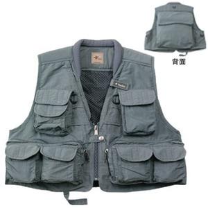 Fox Fire(フォックスファイヤー) ストリームガイドベスト S 020(グレー)