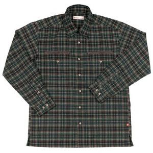 Fox Fire(フォックスファイヤー) テクノファインプレイドシャツ M's XL 057(インクブルー)