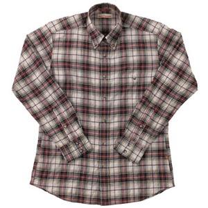 Fox Fire(フォックスファイヤー) トランスウェットシェブロンチェックシャツ M's S 080(レッド)