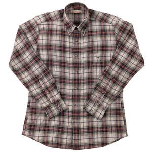 Fox Fire(フォックスファイヤー) トランスウェットシェブロンチェックシャツ M's L 080(レッド)