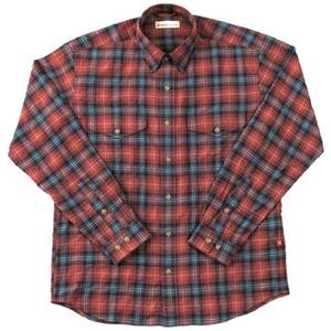 Fox Fire(フォックスファイヤー) トランスウェットティピカルチェックシャツ M's S 079(ブリック)